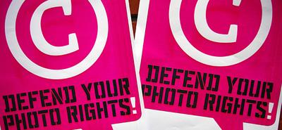 Associated Press, Getty Images, Reuters y otras agencias de noticias contra el gobierno británico