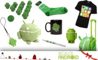 El mejor merchandising de Android para regalar en estas navidades de 2013