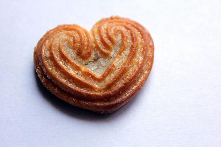 Estar enamorado hace que las cosas te sepan más dulces