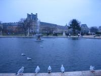 El Jardin de las Tullerías en París