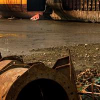 Cómo convertir en chatarra un barco de 4.000 toneladas, en un alucinante timelapse siete minutos