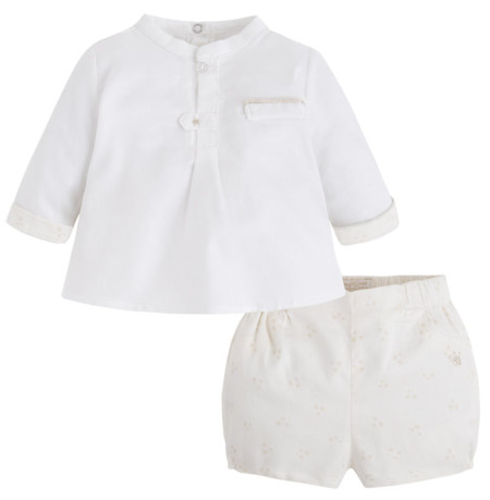 Conjunto Bebe Rebajas Camisa Mao