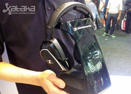 Sennheiser RS220, sonido perfecto sin cables