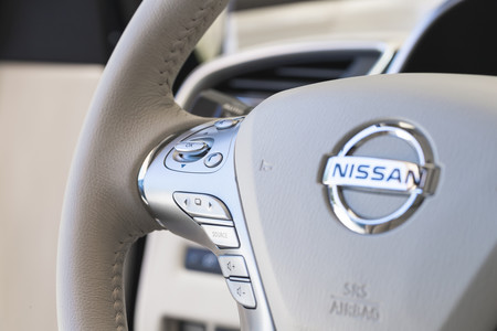 Nissan Murano 2018 Interior 10