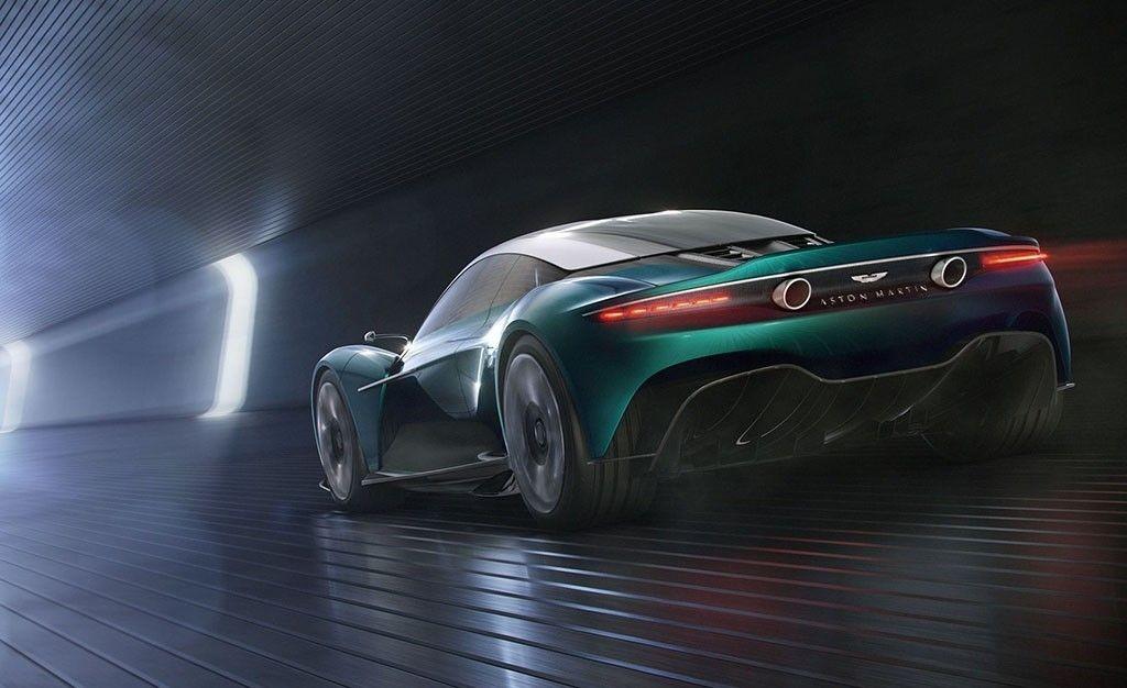 Foto de Aston Martin Vanquish Vision (6/8)