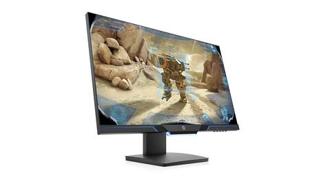 Hoy Amazon nos ofrece a precio mínimo un monitor gaming de 25 pulgadas como el HP 25MX, por 189 euros