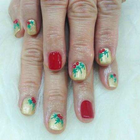 Uñas a la última: los 7 nail art que arrasarán esta Navidad