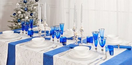 Decora tu mesa en Navidad con Decoesfera