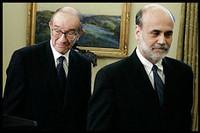 Greenspan vs Bernanke: ¿Guerra entre dos gurús?