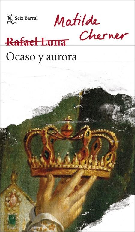 Portada Ocaso Y Aurora Matilde Cherner Rafael Luna 201912301253