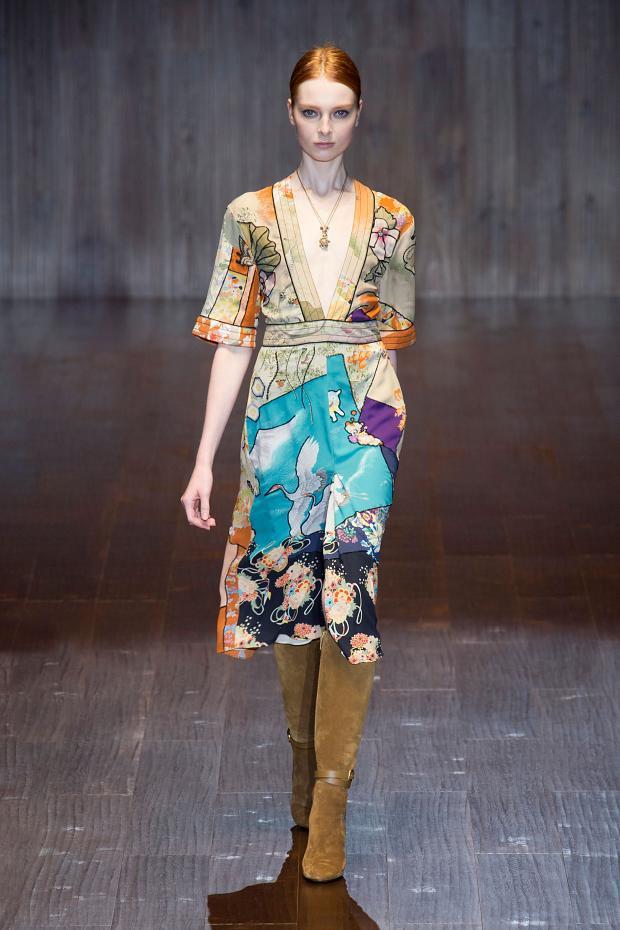 Gucci Primavera-Verano 2015