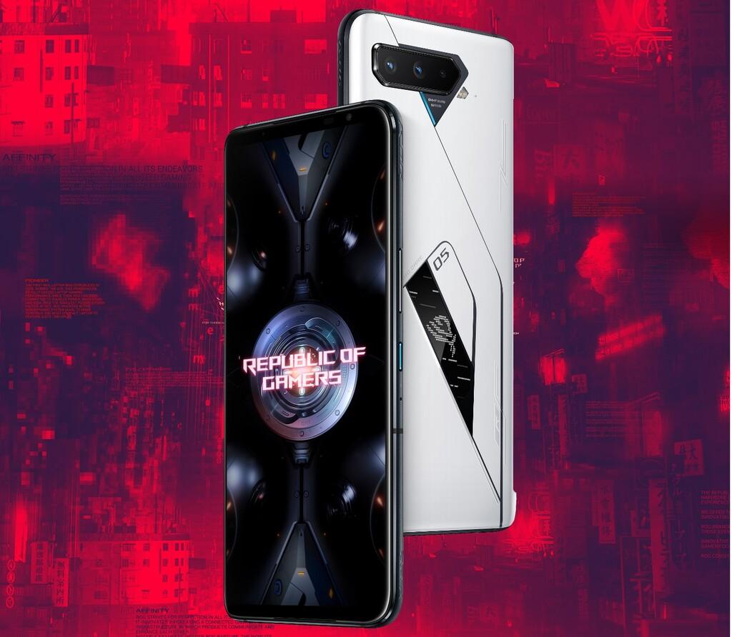 ASUS ROG Phone 5, ROG Phone 5 Pro y ROG Phone 5 Ultimate: tres móviles bestiales para jugar con hasta 18 GB de RAM y pantallas de 144 Hz