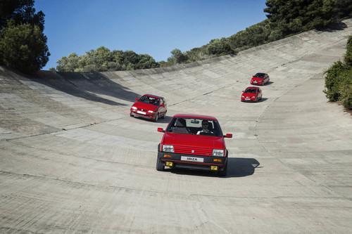 Esta es la historia del SEAT Ibiza, testigo de los cambios en SEAT y en España
