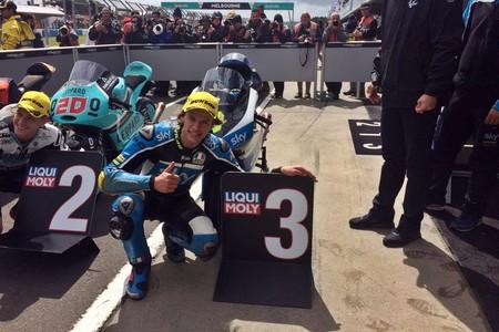 Nicolo Bulega Moto3 Gp Australia 2016