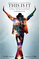 'This Is It', cartel de la película sobre Michael Jackson
