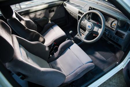 1985 Ford Escort Rs Turbo Series I 4