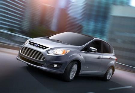 Ford C-Max Hybrid versión estadounidense