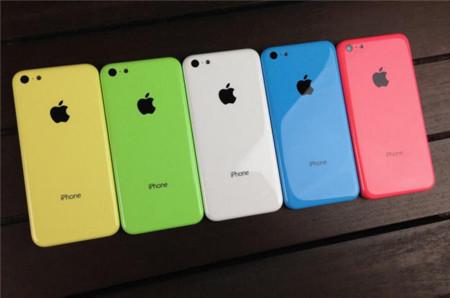 El iPhone 5S duplica la demanda del iPhone 5C