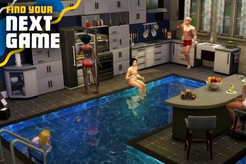 Los Sims 4 Interiorismo: cuando hacer reformas se te va de las manos, lo mejor que puedes hacer es pensar a lo grande