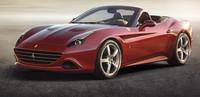 Ferrari California T, para Ginebra