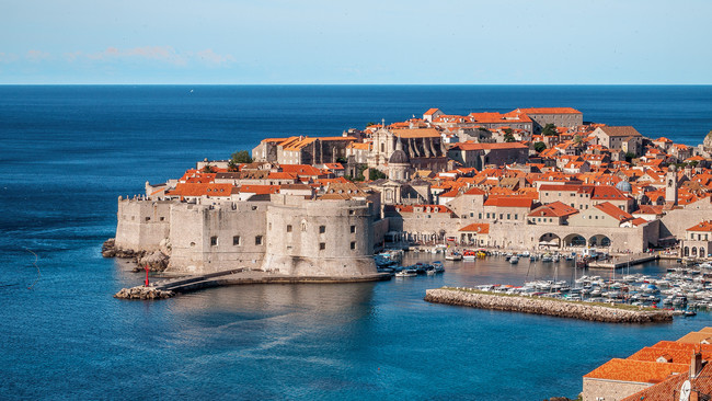 Revive Desembarco Del Rey Y Juego De Tronos Paseando Por Las Calles De Dubrovnik
