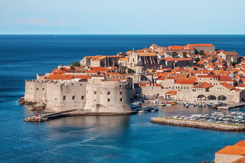 Revive 'Desembarco del Rey' y 'Juego de Tronos' paseando por las calles de Dubrovnik