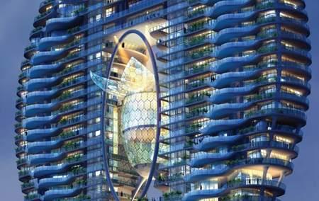 Bandra Ohm Apartamentos de lujo Bonbai - Club House abierto