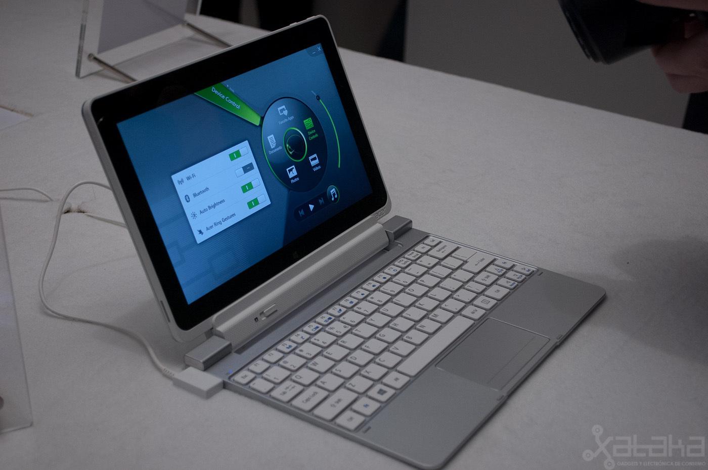 Foto de Acer Iconia W510, primeras impresiones (3/14)