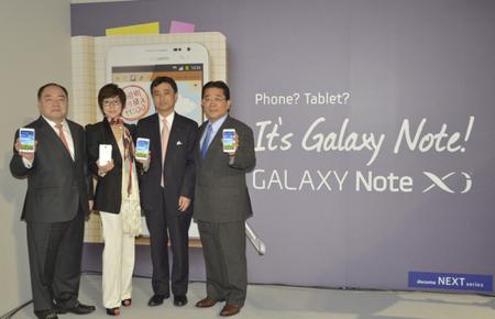 samsung Galaxy note 5 millones