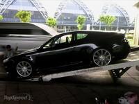 Aston Martin DB9 con ADN alemán