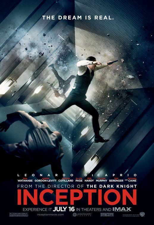 Foto de 'Origen' ('Inception'), carteles de lo nuevo de Christopher Nolan (8/15)