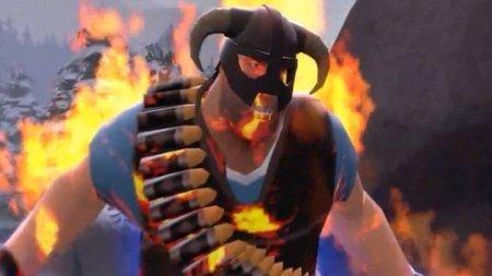 'Team Fortress 2' meets 'Skyrim'