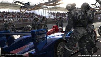 Gran Turismo de PS3, trailer del TGS