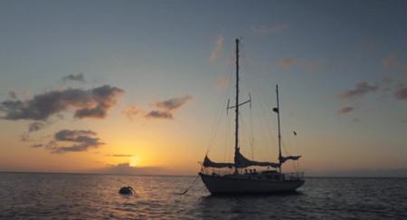 La vida en un pequeño velero