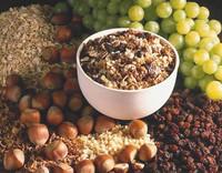 Barritas de cereales, sabor y salud