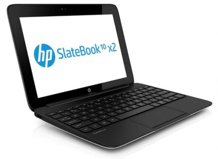 HP SlateBook X2