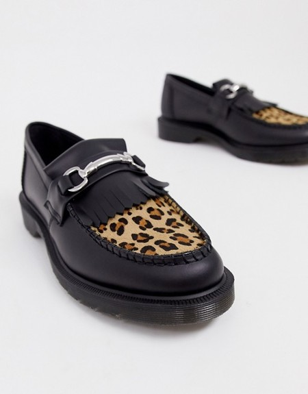 Los Slippers De Print De Leopardo Seran El Calzado Definitivo Que Llevaras En Tus Looks De Fiesta