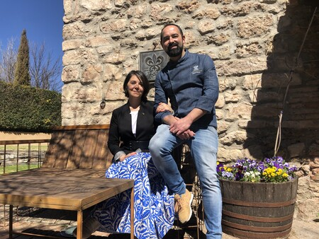 Molino de Alcuneza: cómo un antiguo molino harinero logró una estrella Michelin en una pedanía de Sigüenza