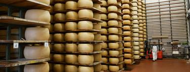 Cómo han logrado los italianos que el queso parmesano se conozca (y se imite) en todo el mundo