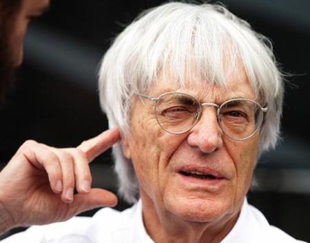 Bernie Ecclestone da su OK al sonido de los nuevos V6 Turbo