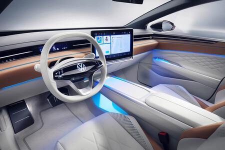 Volkswagen Space Vizzion Id Interior