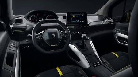 Peugeot Rifter 4x4 Concept 17