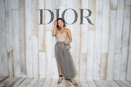 Dior Cruise 2019 Aimee Song