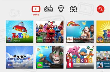 Google prepara una aplicación YouTube para los más pequeños