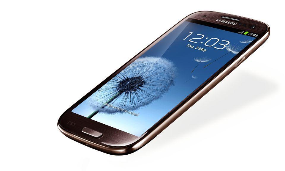 Foto de Samsung Galaxy S3 en color marrón (4/5)