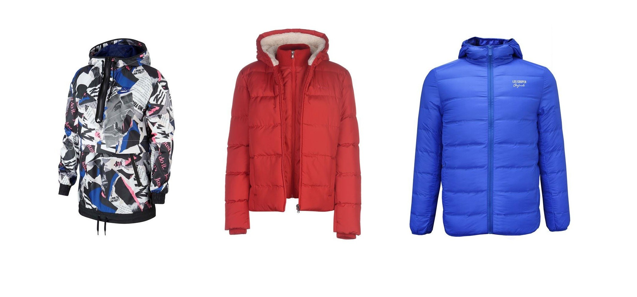 18 abrigos y chaquetas desde sólo 7,20 euros en las rebajas de SportsDirect 161c558261