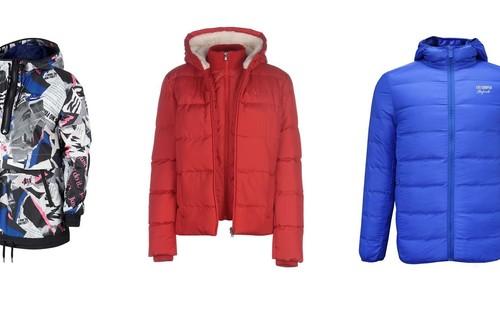 18 abrigos y chaquetas desde sólo 7,20 euros en las rebajas de SportsDirect