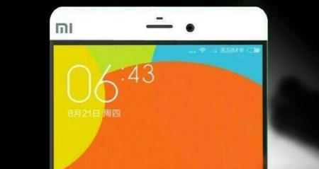 Conocemos a un Xiaomi Mi 5 sin marcos en las primeras filtraciones
