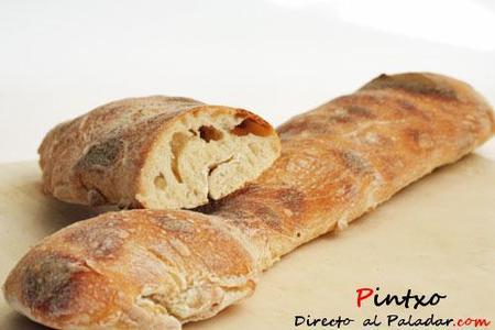 Receta de pan à l´acienne