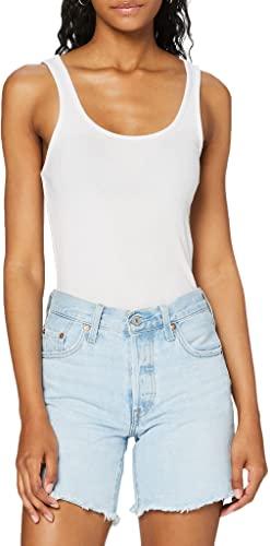 Levi's 501 Rolled Short Pantalones Cortos para Mujer